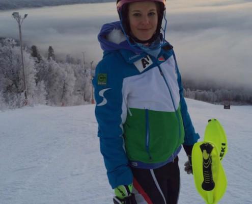 Elisabeth Kappaurer - Auftakt in Norwegen